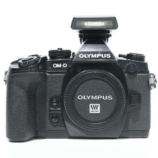 Olympus OM-D E-M1 Mirrorless Micro Four Thirds Body Only