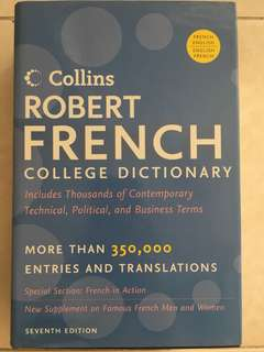 French College Dictionary