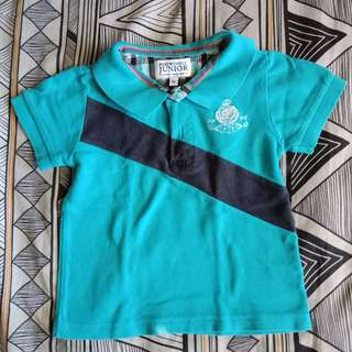 Kid's polo shirt