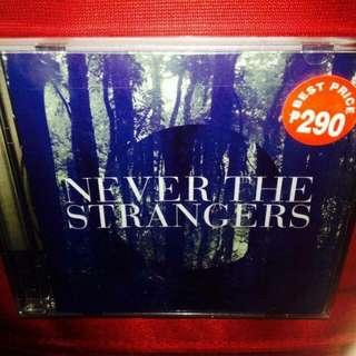 Never The Strangers-Never The Strangers CD
