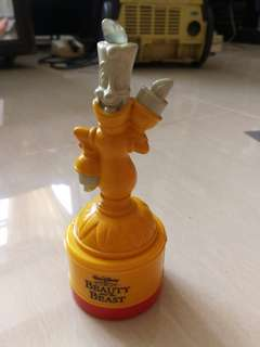 McDonald's toy beauty and the beast