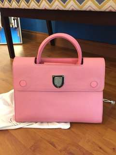 Authentic Dior Diorever Medium in Pink