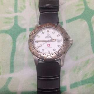 REPRICED!!!! SWISS MILITARY WATCH