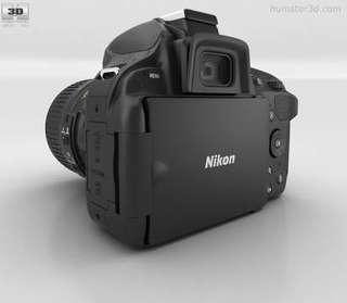 Nikon D5200 Kredit all type Kamera Bandung