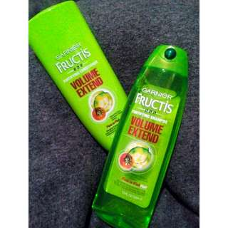SET GARNIER ( SHAMPOO&CONDITION)