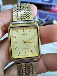 Vintage Casio Japan Gent Watch