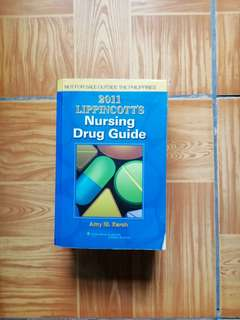 2011 Lippincott's Nursing Drug Guide