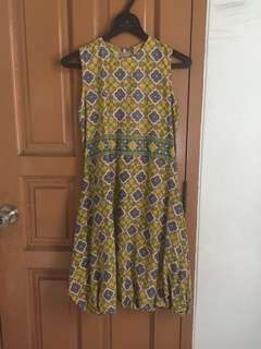 Batik Kids Dress 11 yo