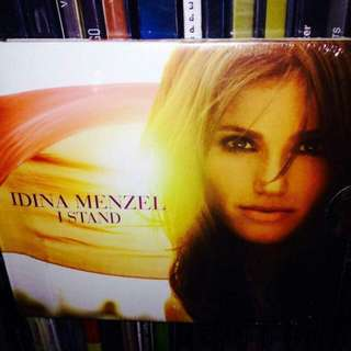 Idina Menzel-I StandCD (Sealed)