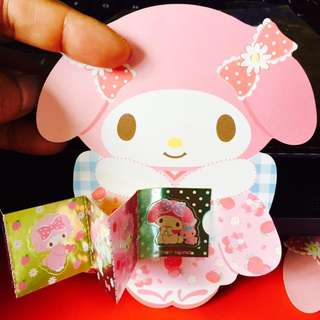 My Melody Stationery