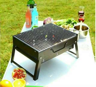 Portable Foldable Outdoor BBQ