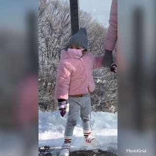 Winter jacket for kids- girl