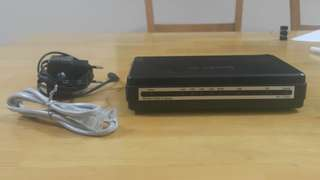 Dlink wifi router/modem and 3G USB Modem