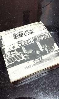 (絕版)- 可口可樂懷舊香港杯墊(軒尼詩道)