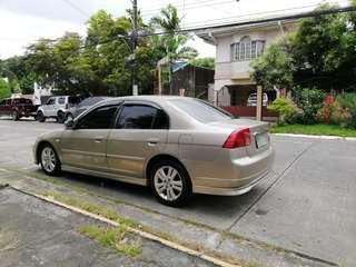 2001 Honda Civic Vti Dimension