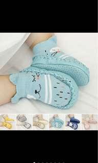 Instock baby shoe socks infant girl boy