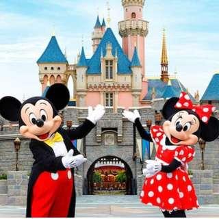 Hong Kong Disneyland - 2 Day Pass