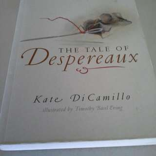 The Tale Of Despereaux - Kate DiCcmillo