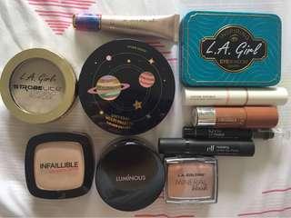 Selling pre-loved makeup