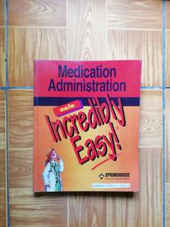 Lippincott's Medical Administration made Incredibly Easy