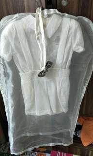 Periwinkle Baptismal outfit(original)