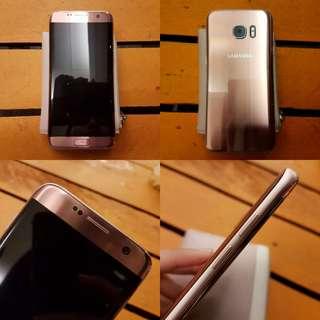Samsung Galaxy s7 edge 32GB rosegold