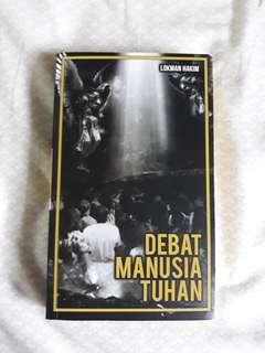 016 - Debat Manusia Tuhan