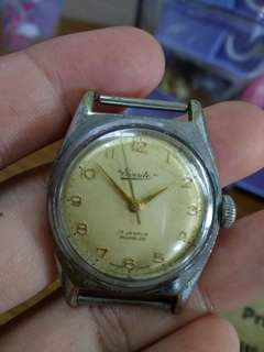 Vintage Everite Gent military watch