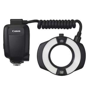 Canon Macro Ring Lite MR-14EX II Flash. 1 Year Canon Malaysia Warranty