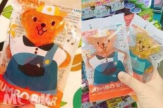 🇰🇷全新韓國Korea🐻熊大王 JUMBO BEAR軟糖巨型小熊零食