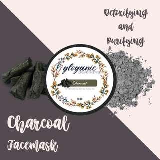 Gloganic Detoxifying and Purifying Charcoal Mask