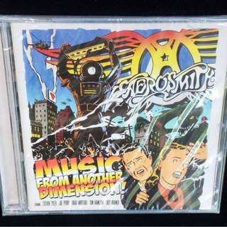 Aerosmith - Music from Another Dimension (CD) (Sealed)