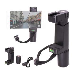 F-Mount Handheld Stabilizer Smartphone Camera Video Grip