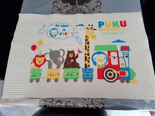 Puku Changing Rubber Mat. Thick and smooth.