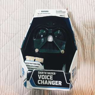 Darth Vader Voice Changer