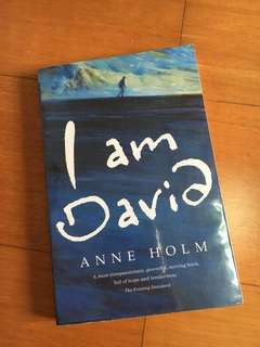 Anne Holm -  I am David