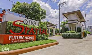 For Rent Parking Space at One Spatial Condo Pasig