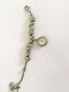 Pandora Style Bracelet watch