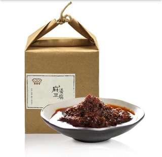 三生川四川重慶特產麻辣麻婆豆腐醬•拌麵醬