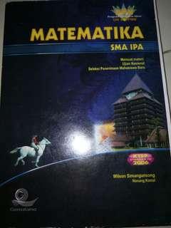Buku PPU matematika