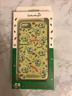 2018新款 Sanrio 正品 Keroppi 手機殼 iPhone Case iPhone7 (防滑)