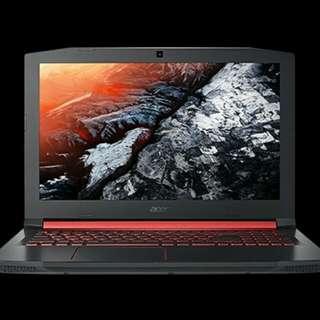 Acer nitro 5 serial gaming i7