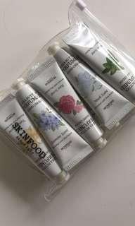 Hand cream Skinfood Natural Flavor (10pcs)