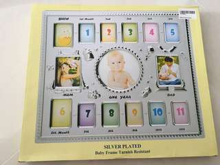 BNIB Baby Photo Frame
