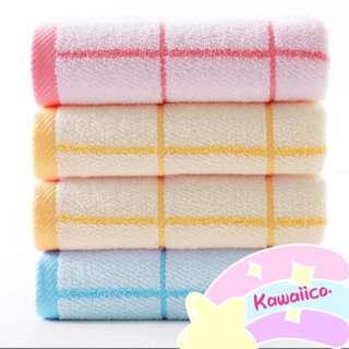 4pc cotton towel set