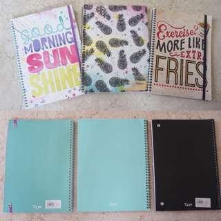 Notebook Typo ORI AUSSIE (buku)