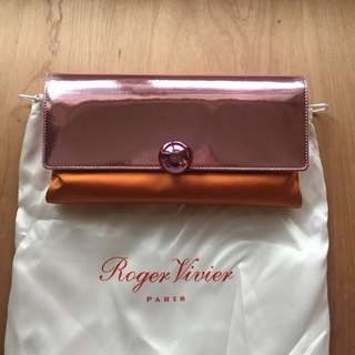 Roger Vivier clutch bag *Brand new*