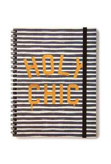 TYPO HOLY CHIC A5 Spinout Notebook