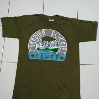 Vintage Tshirt Canada