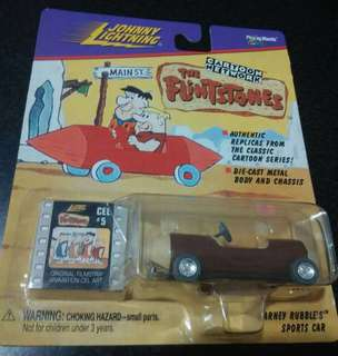 Johnny lightning the Flintstones 1998 langka